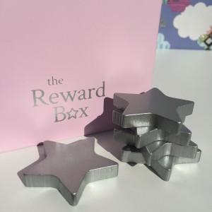 The Fairy Reward Box with stars