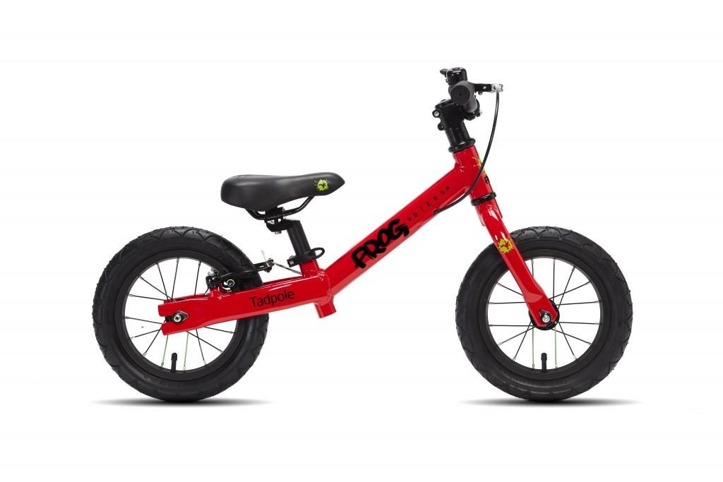 Frog Bike Tadpole Balance Bike