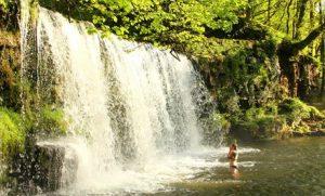Lower-Ddwli-Falls-Waterfall brecon beacons